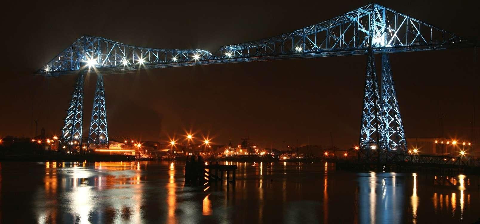 Teesside Transporter Bridge
