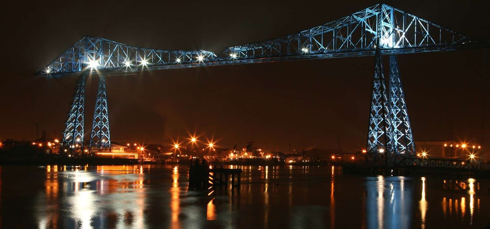 Teesside Transporter Bridge