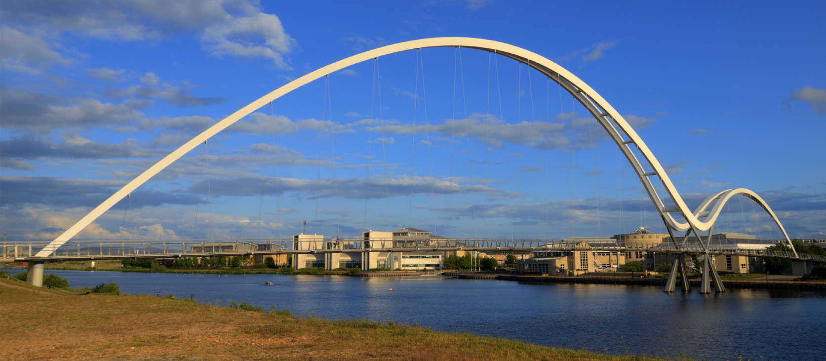 Teesside Infinity Bridge