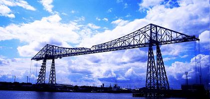 Teesside Transport Bridge