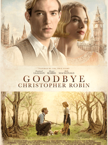Goodbye Christopher Robin cover
